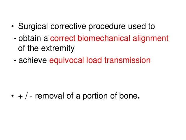 Osteotomies around the hip Slide 2