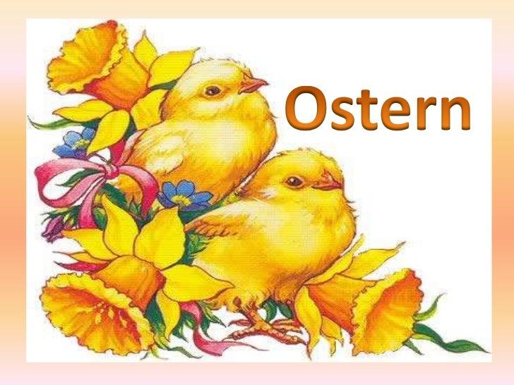 Ostern<br />