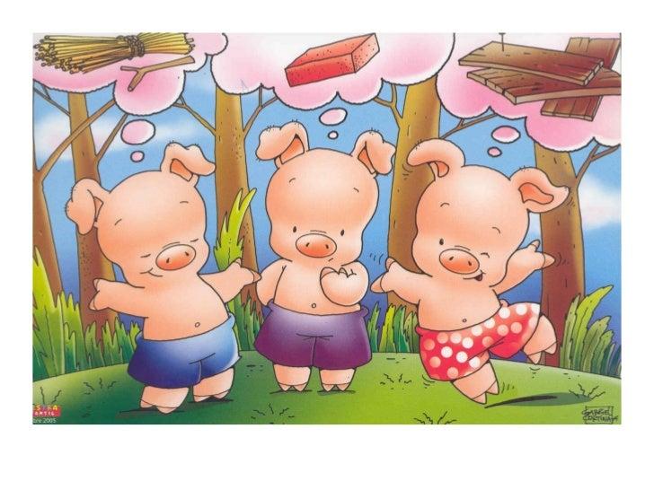 Os tres porquinhos (1)