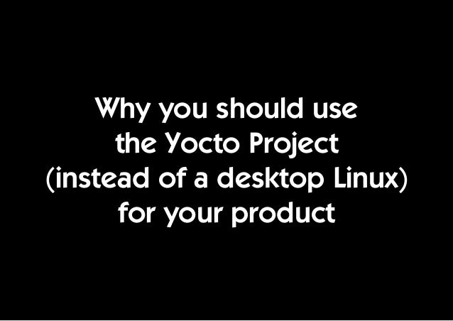 embedded linux systems with the yocto project pdf download