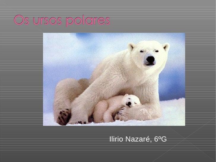 Ilirio Nazaré, 6ºG