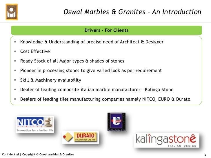 Oswal marbles & granites