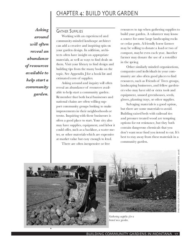 Landscape Architect Garden Design Programs Montana
