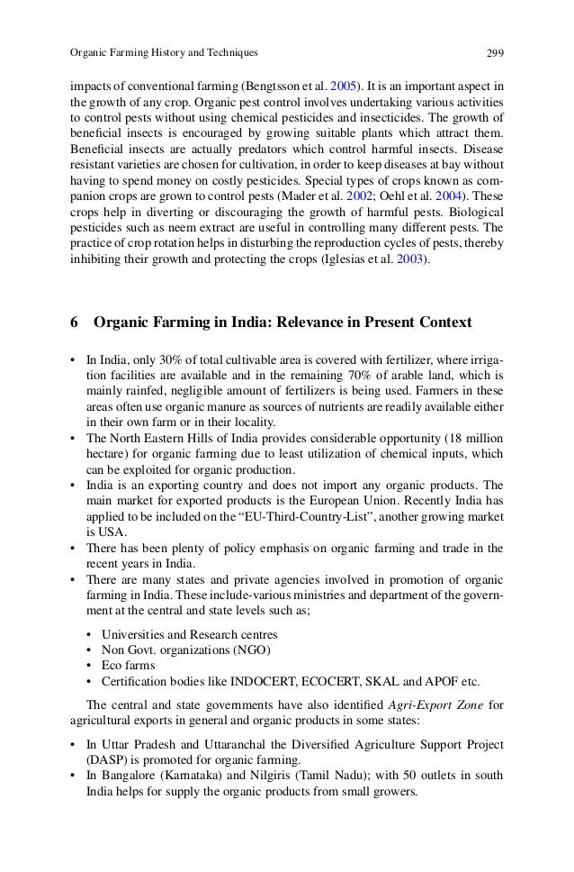 How To Write A Proposal Essay Example  Thereby Reducing Environmental  Essay About Healthy Lifestyle also How To Write A Thesis For A Persuasive Essay Organic Farming Techniques  India Thesis For Narrative Essay