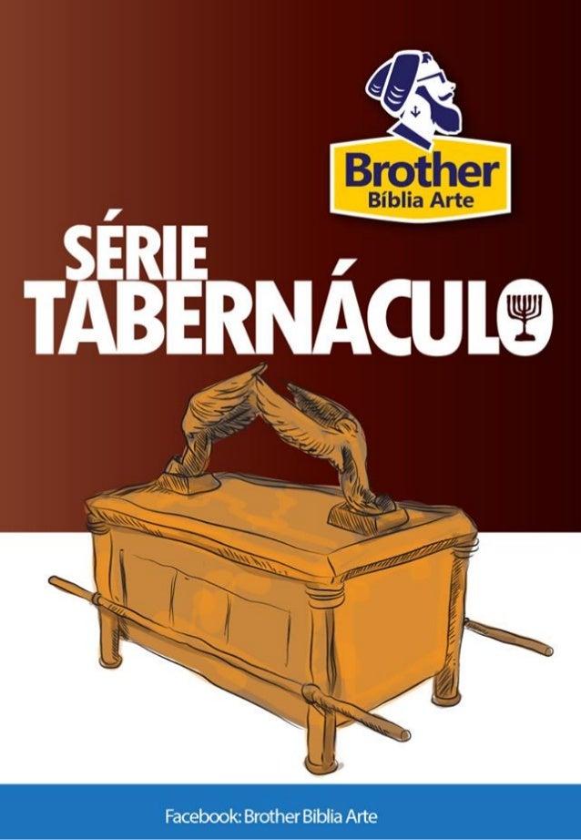 O tabernáculo 2016