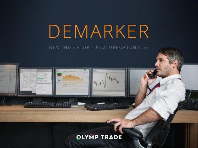 Demarker forex strategy