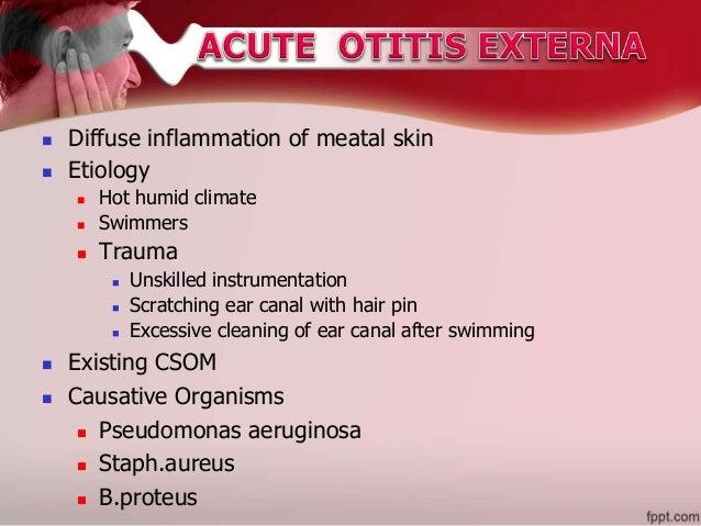 Otalgia/earache