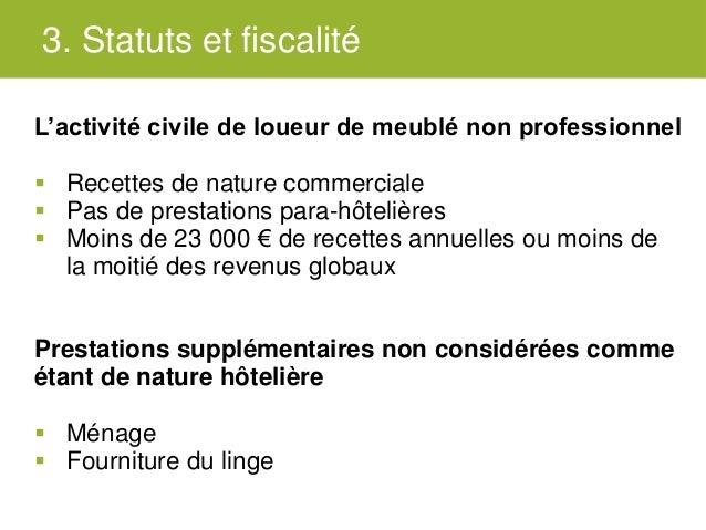 Pause la r glementation des meubles de tourisme - Declaration en mairie des meubles de tourisme ...