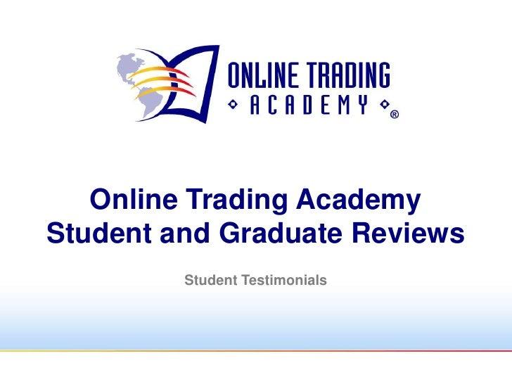 Forex online school review