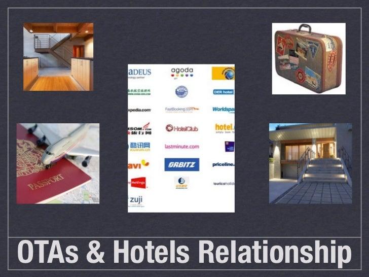OTAs & Hotels Relationship