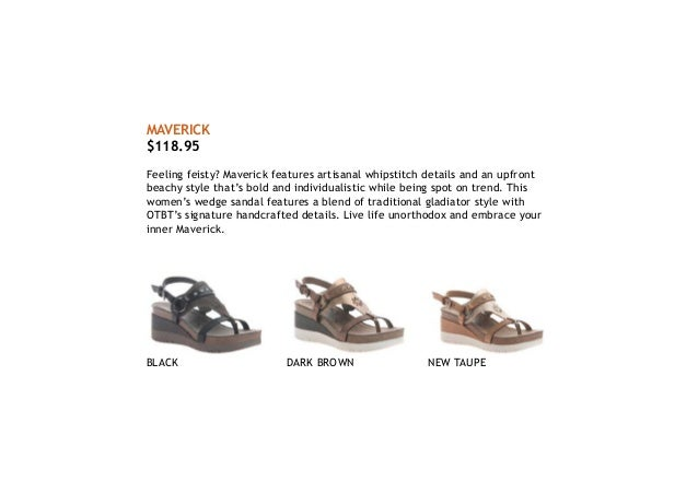 222bfd516a9 OTBT s Spring Break Style Shoes Collection for Women