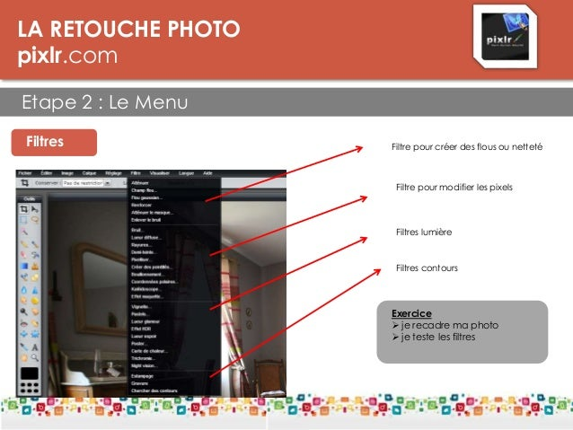 La retouche photo atelier de formation for Meilleur ecran pour retouche photo
