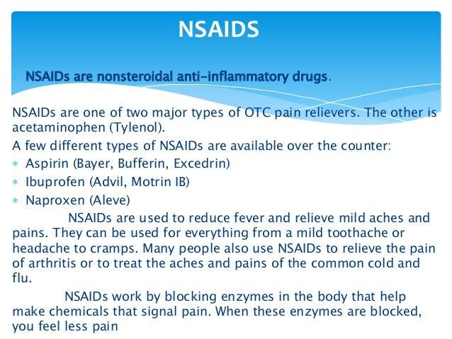 Rational Use Of Otc Medications