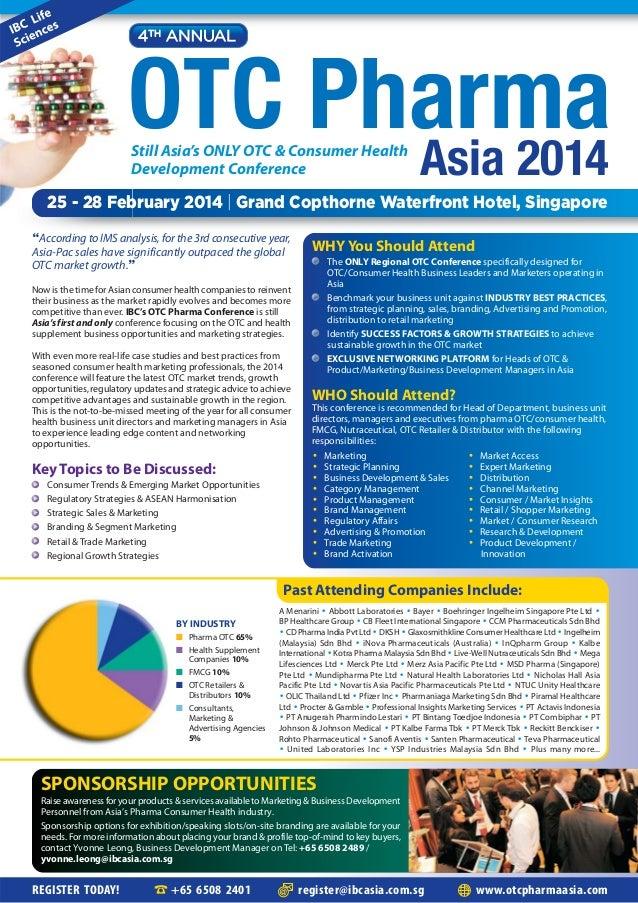 OTC Pharma 2014