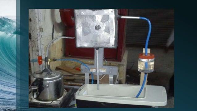 MATERIALS USED • PRESSURE COOKER as a boiler. • 3V AC, 3000 rpm tubine. • 3-9V AC Step up Transformer. • TEC-12709 Termoel...