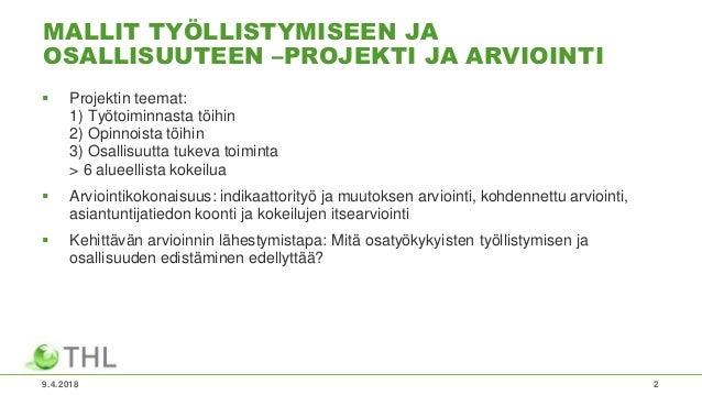 Pekka Karjalainen: Asiantuntijatiedon koonti Slide 2