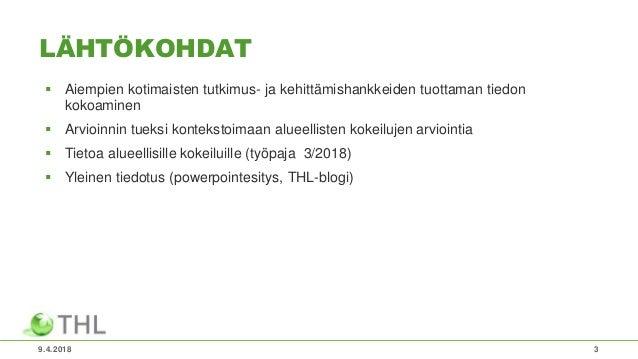 Pekka Karjalainen: Asiantuntijatiedon koonti Slide 3