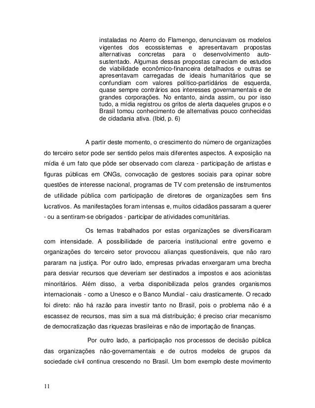 instaladas no Aterro do Flamengo, denunciavam os modelos vigentes dos ecossistemas e apresentavam propostas alternativas c...