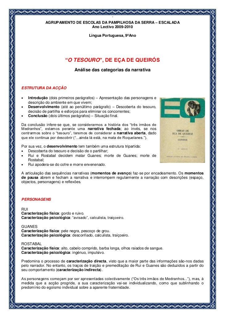 ´              AGRUPAMENTO DE ESCOLAS DA PAMPILHOSA DA SERRA – ESCALADA                                 Ano Lectivo 2009-2...