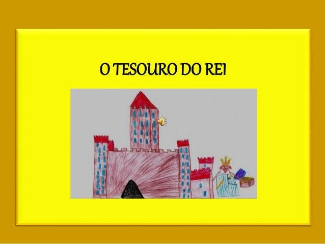 O TESOURO DO REI