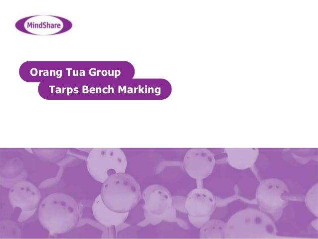 Orang Tua Group  Tarps Bench Marking