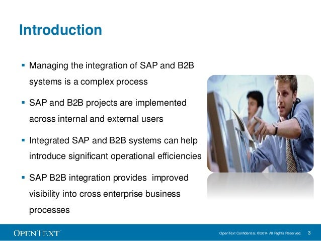 How to keep sap projects on schedule with b2b managed services keeping sap projects on schedule with opentext managed services customer examples qa 3 sciox Images
