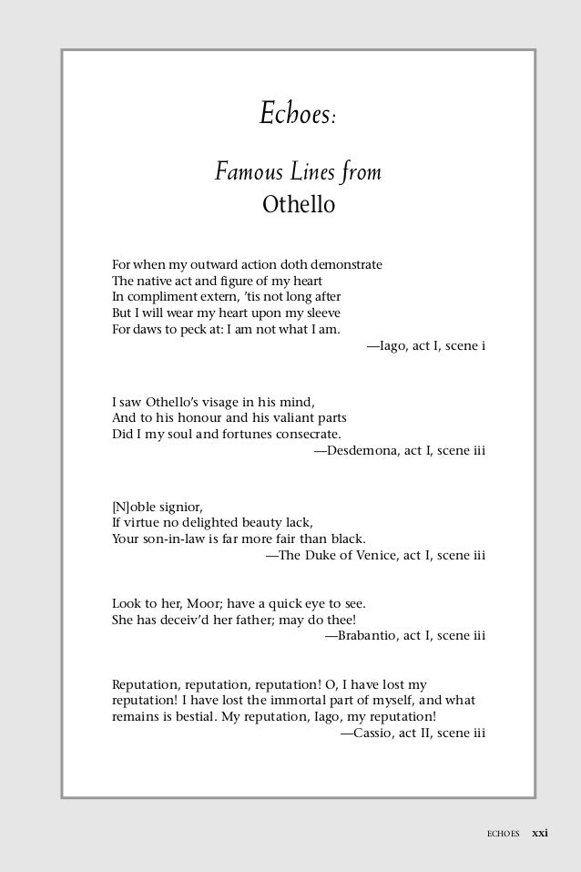 othello morality essay Free essay: othello: moral and immoral aspects of the play certain aspects of the moral dimension of the shakespearean tragedy othello are obvious to the.