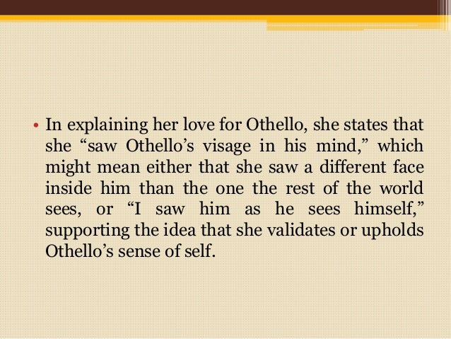 essay about racism in othello
