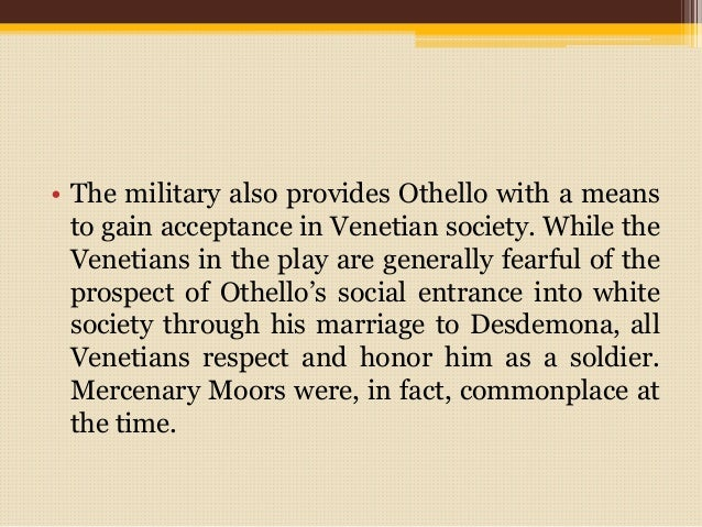 a debate of whether othello is a racist play In gender, race, renaissance drama (1987), ania loomba suggests the central conflict in othello is 'between the racism of a white patriarchy and the threat posed to it by both a black man and a white woman' for loomba, women and blacks exist as 'the other' in this play.