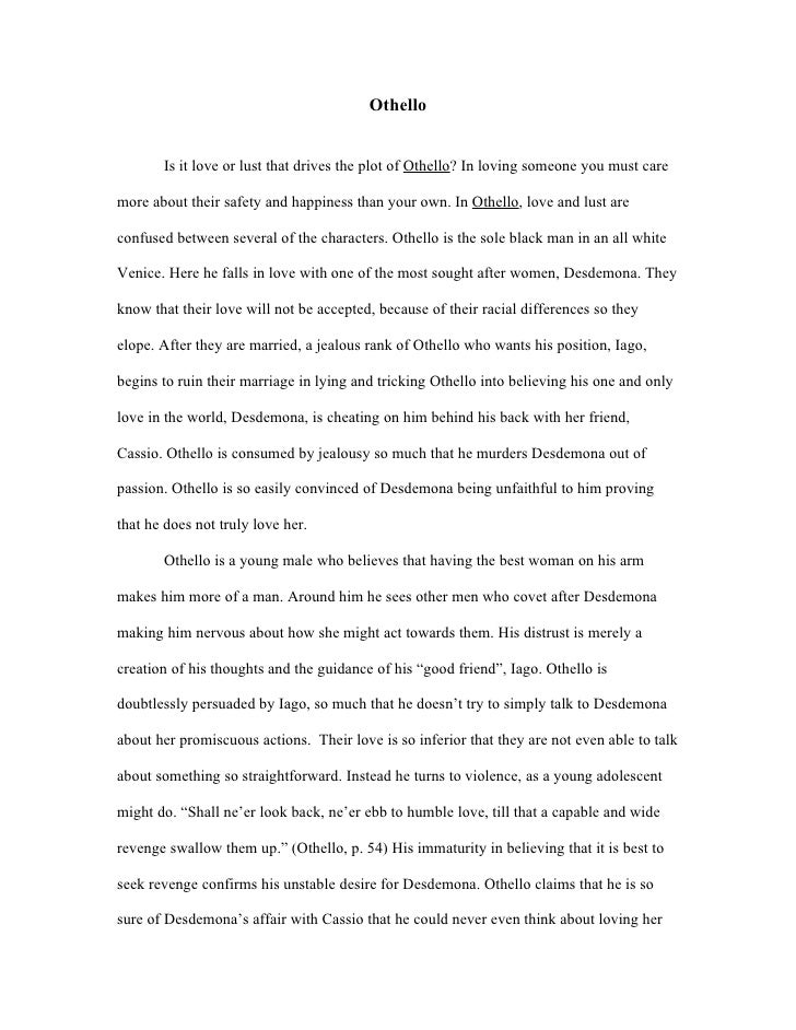 Essay about loving someone