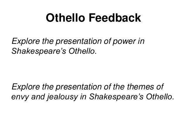 shakespeare othello themes