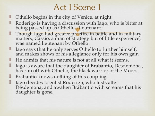 is the relationship between othello and The relationship between desdemona and othello is central to shakespeare's ' othello' here is some analysis to consider.