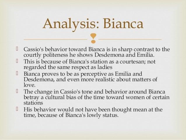 othello cassio and biancas relationship quiz