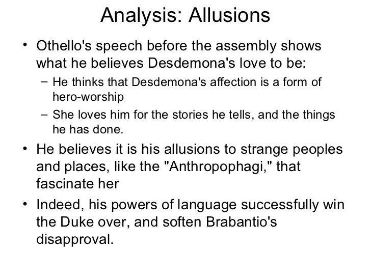 what role does incoherent language play in othello To what extent does othello's final speech affect our assessment of him what is  the effect of  what role does incoherent language play in othello how does.