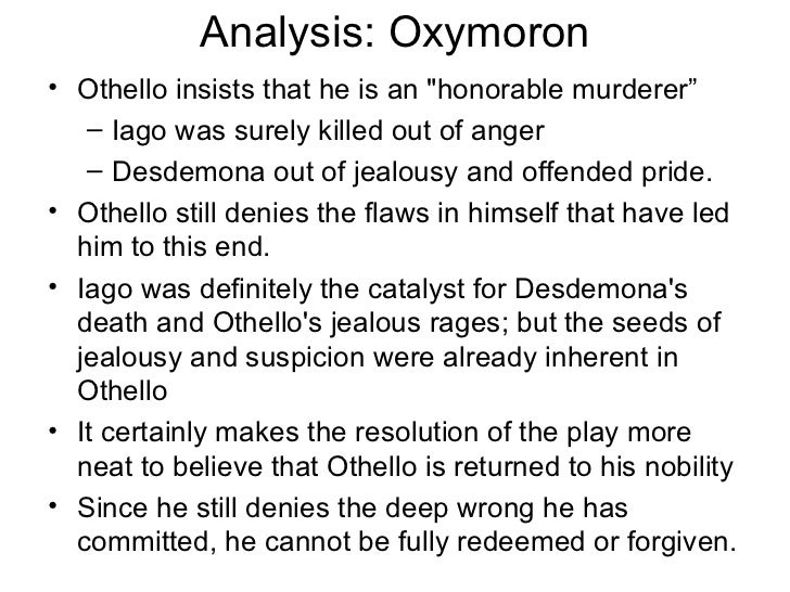 Discuss the textual integrity of othello