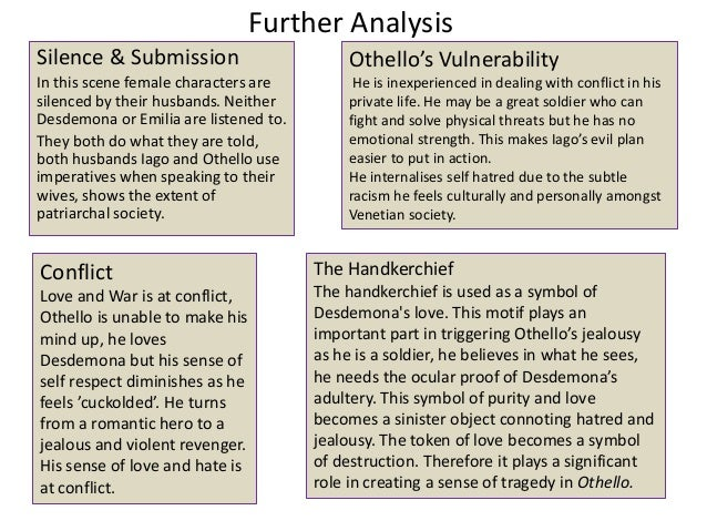 conflicts in othello act 1