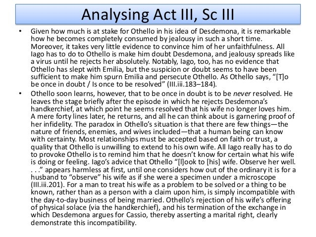 Othello And His Tragic Flaw Essay