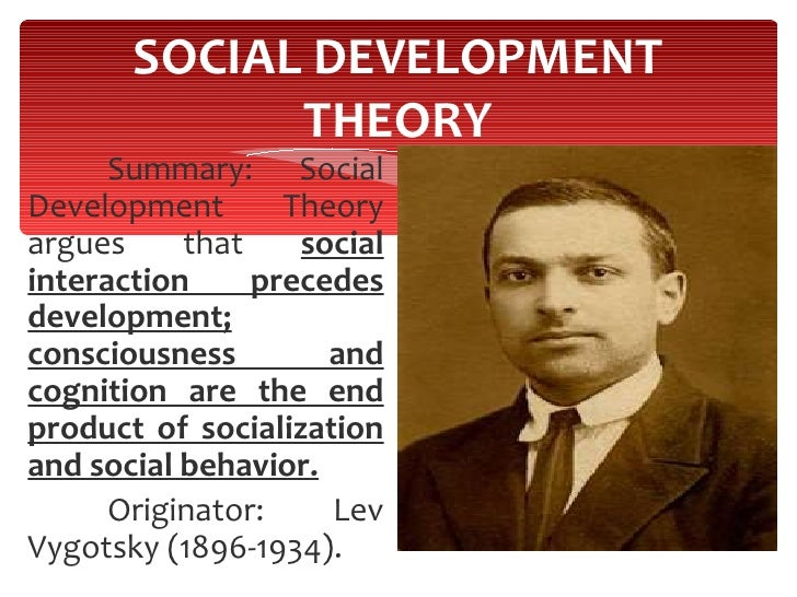 theories of development Theories of development has 108 ratings and 6 reviews leighcia said: this book presents an overview of major theories of development (aka why some co.