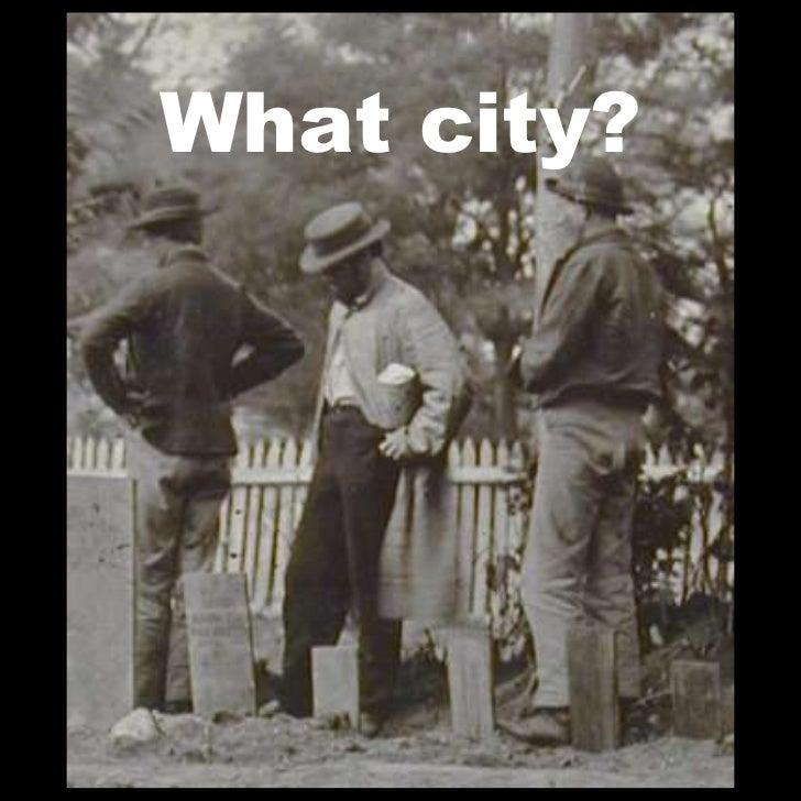 What city?