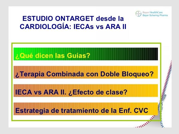 ESTUDIO ON TARGET Slide 2