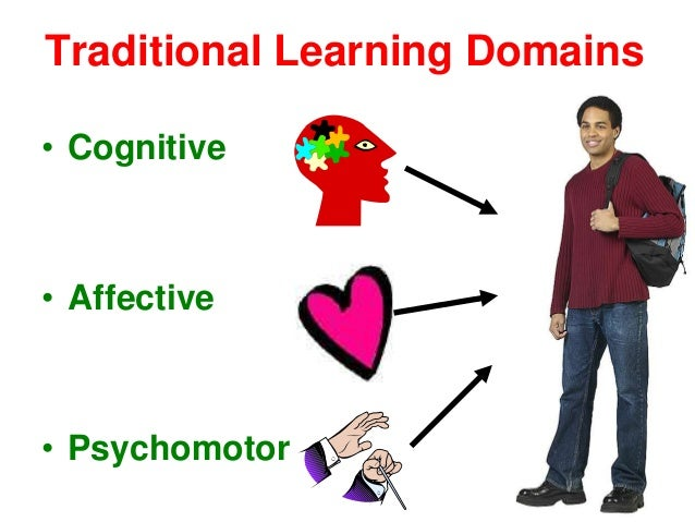 learning domains Learning domains represent an organization of courses around content and teaching methods that may transcend departmental boundaries students should be exposed to courses in each of the learning domains to insure that they receive an adequate breadth of educational experiences while at the college.
