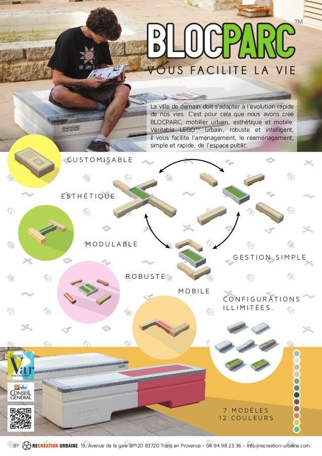 19, Avenue de la gare BP120 83720 Trans en Provence - 04 94 98 23 36 - info@recreation-urbaine.comBY La ville de demain do...