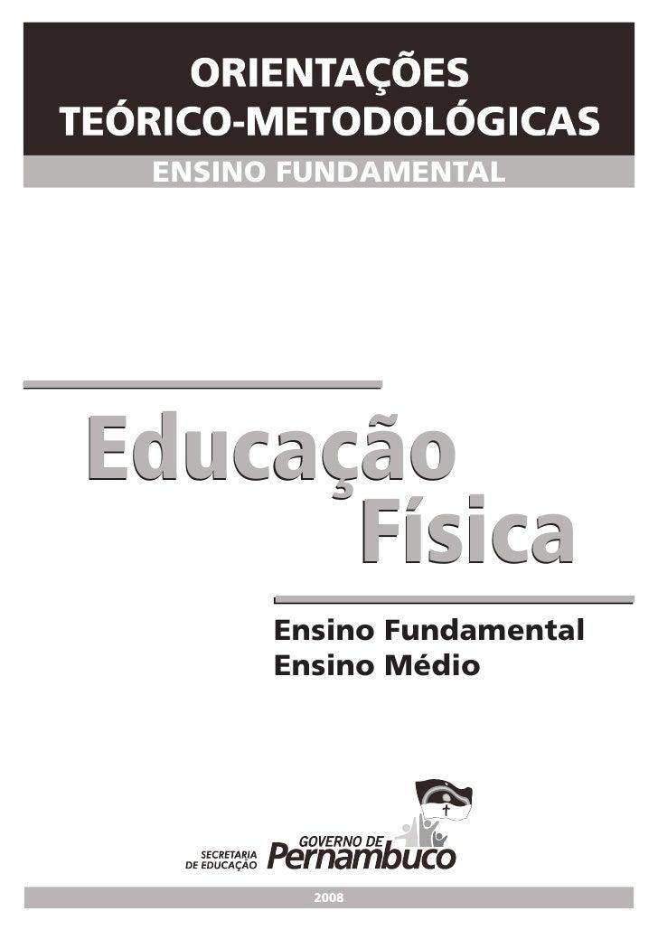 ENSINO FUNDAMENTALEducação      Física       Ensino Fundamental       Ensino Médio