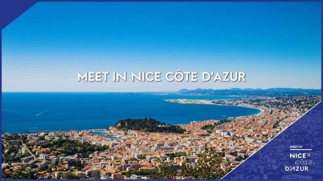 Nice Côte d'Azur Convention Bureau - MICE Presentation 2020