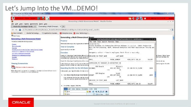 Otn dev day virtualbox database appliance