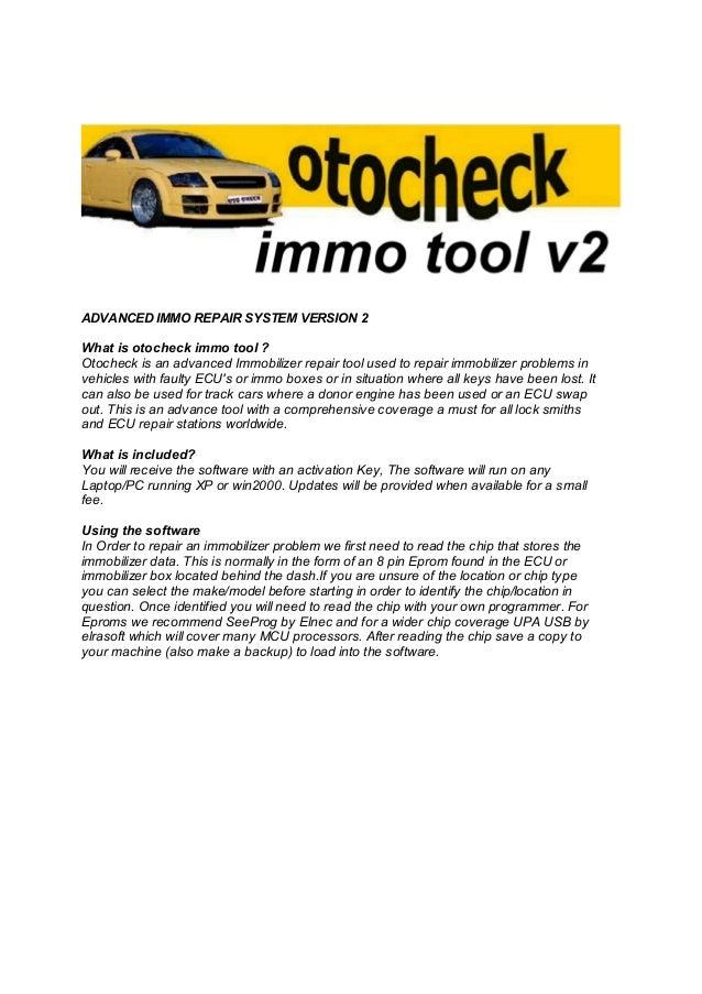 otocheck manual v2 rh slideshare net Bosch Automotive Parts Bosch Service Center Locator