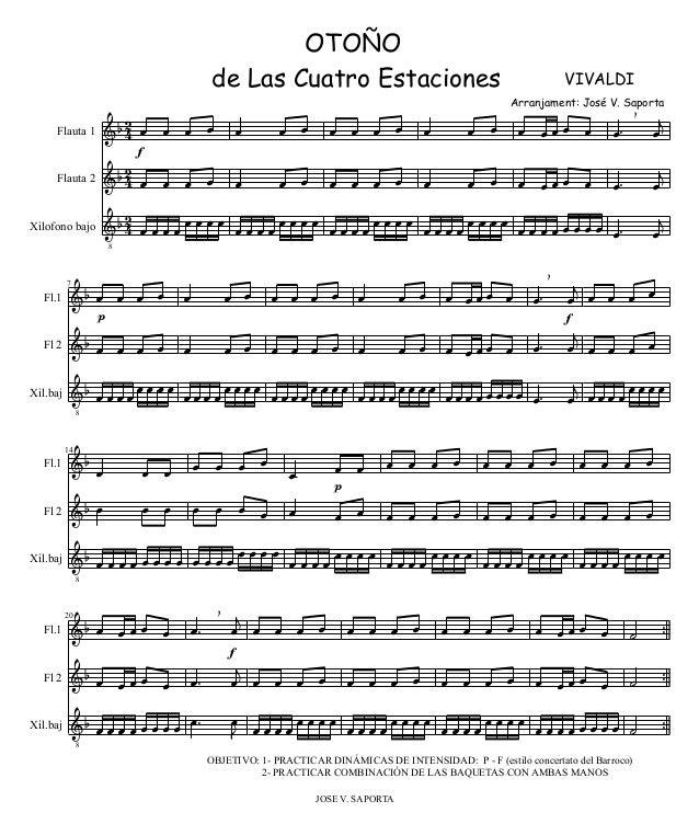 OBJETIVO: 1- PRACTICAR DINÁMICAS DE INTENSIDAD: P - F (estilo concertato del Barroco) 2- PRACTICAR COMBINACIÓN DE LAS BAQU...