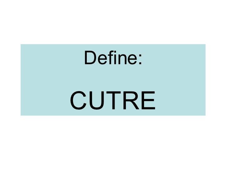 Otras Definiciones Slide 2
