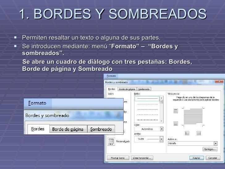 Otros Formatos Slide 2