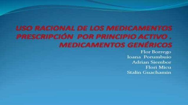 La industria farmaceútica,el primer mundo y el tercer mundo • El 90% del gasto mundial se dedica a enfermedades del primer...